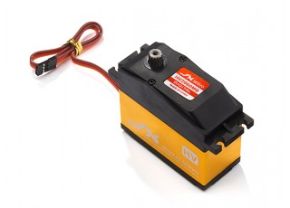 JX PDI-HV2060MG Metal Gear High Torque Xtra Large Digital Power Servo 62kg/0.13sec/200g with lead