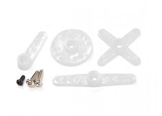 JX PS-1109HB Micro Analog Servo 1.89kg/0.07sec/9.45g servo accessory pack