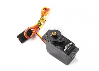 JX PDI-1109MG Metal Gear Digital Micro Servo 2.5kg/0.10sec/10g with lead