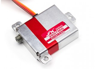 JX PDI-2607MG Metal Gear High Torque Digital Wing Servo 7.21kg/0.13sec/26.2g