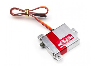 JX PDI-2607MG Metal Gear High Torque Digital Wing Servo 7.21kg/0.13sec/26.2g with lead