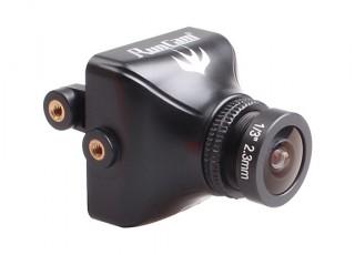 RunCam Swift 2 600TVL FPV Camera PAL (Black) (Top Plug) - side view