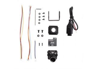 RunCam Swift 2 600TVL FPV Camera PAL (Black) (Top Plug) - extras