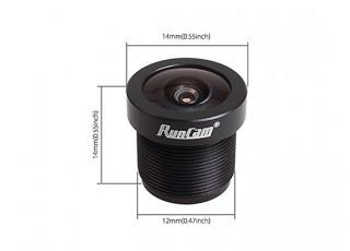 RunCam RC23 FPV Short Lens 2.3mm FOV150 Wide Angle for Swift / Swift2 PZ0420 SKY - diamentions
