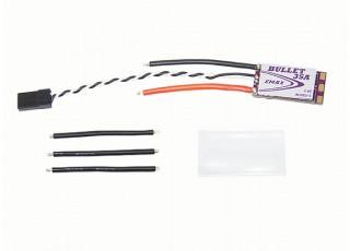 EMAX 35A Bullet Series BLHeli-S HV ESC (3-6S) - contents