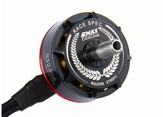 EMAX RS2306-2750KV Brushless Motor - top view
