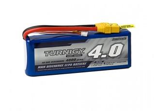 Turnigy 4000mAh 3S 40C Lipo Pack w/XT-90