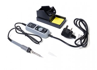 Turnigy 908+ Portable Thermostat Soldering Iron (UK plug) components