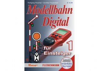 Roco/Fleischmann Manual for Digital Model Railways (Volume 1)