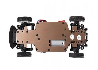 WL Toys K989 1:28 Scale Rally Car (RTR) underneath