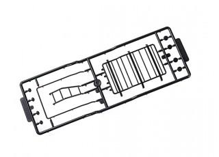 Orlandoo OH32A02 4WD 1/35 Pajero Crawler – Roof Rack
