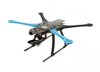 SCRATCH/DENT Dead Cat Pro Quadcopter with Mobius Gimbal
