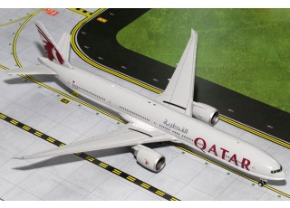 Gemini Jets Qatar Airways Boeing B777-300ER A7-BAC 1:200 Diecast Model G2QTR477