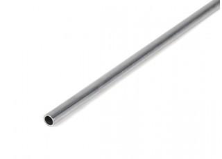 "K&S Precision Metals Aluminum Stock Tube 1/8"" OD x 0.014 x 36"" (Qty 1)"