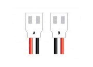 Walkera A and B Plugs