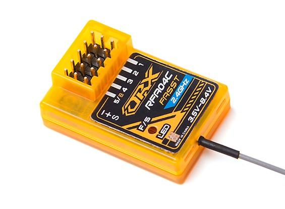 4路FASST兼容接收器(特殊设计用于汽车和BOA)