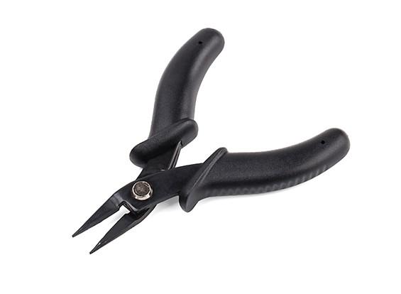 Mini Needle Nose Pliers 90mm w/Plastic Molded Handles