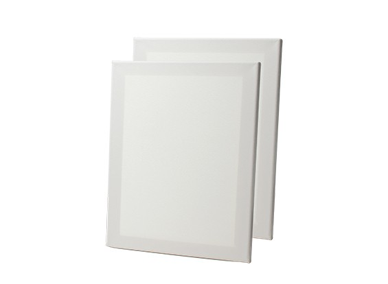 """Artist Stretched Canvas (2 pack) (355 x 280mm)(14 x 11"""")"""