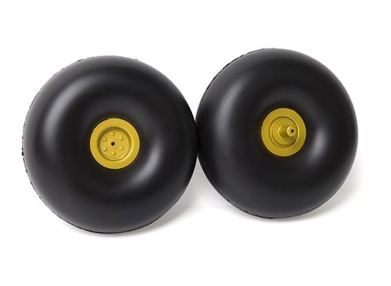 Durafly® ™ Tundra - Main Wheel Set (Gold)