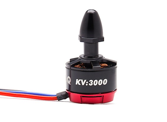 AX-1306Q 3000KV High Performance Mini Drone Racing Motor (CCW)