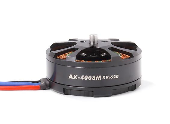 AX-4008M-620KV Brushless Outrunner Motor 4~5S (CCW) - main