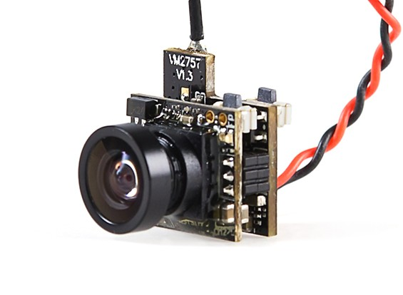 VM275T 5.8GHz 25mW 48CH NTSC/PAL Mini VTX 600TVL FPV Camera Micro FPV (Whip Antenna)