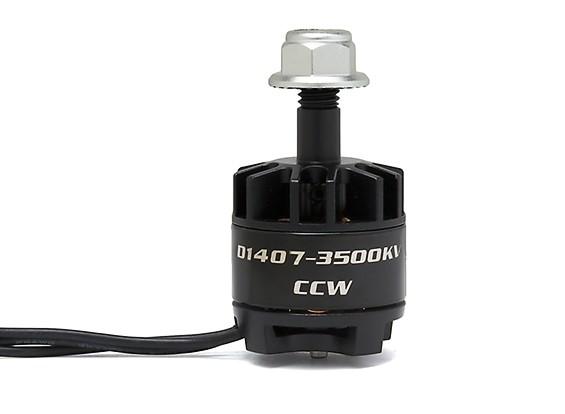 Turnigy D1407-3500KV Brushless Motor 2-3S 115W (CCW)