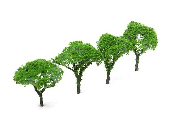 HobbyKing™ 60mm Scenic Wire Model Trees  (4 pcs)