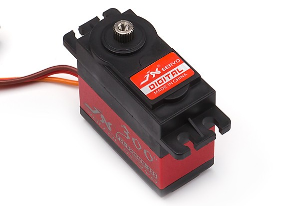 JX PDI-6225MG-300 Coreless Metal Gear High Torque Digital Servo 25.3kg/0.21sec/62g