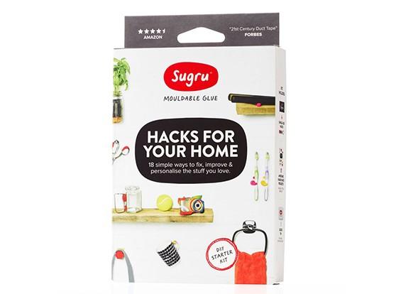 Sugru™ Hacks For Your Home Kit (4 x 5g)
