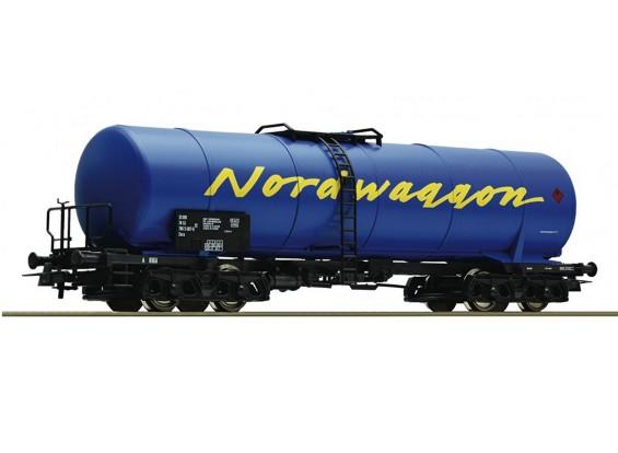 Roco HO Double Bogie Tank Wagon SS (Nordwaggon)