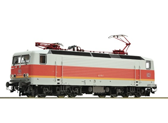 Roco/Fleischmann HO Electric Locomotive 143 579 DB AG (DCC Ready)