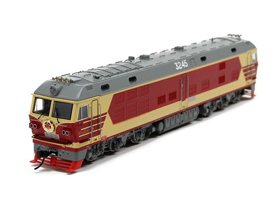 DF4DK Diesel Locomotive HO Scale (DCC Equipped) No.3 1