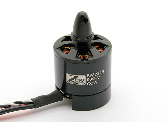 SCRATCH/DENT - Black Widow 2216 900KV With Built-In ESC CCW