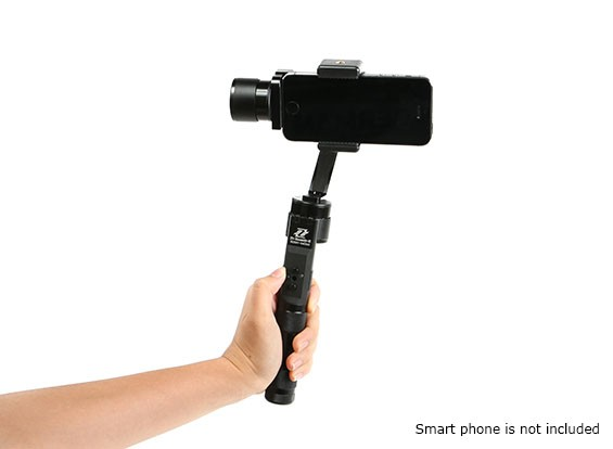 SCRATCH/DENT - Z1 Smooth-C Pro 3-Axis Handheld Gimbal for Smartphones