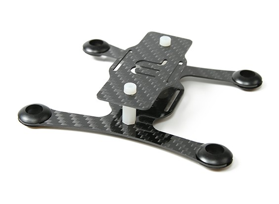 SCRATCH/DENT - Diatone Beta110 H4 V1.0 CF Frame Kit
