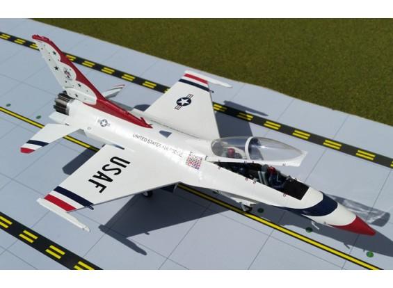 Gemini Jets Gemini ACES Loackhead F-16D Fighting Falcon USAF Thunderbirds, #4 GAUSA5006
