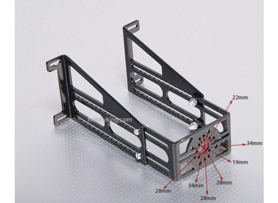 HXT通用合金防火墙安装(150 /110毫米)