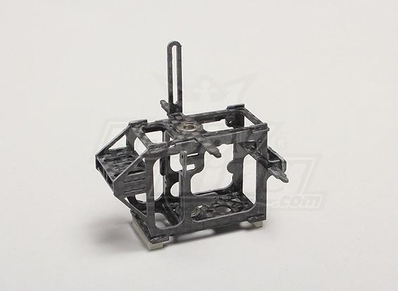 MCPX碳纤维车架与轴承