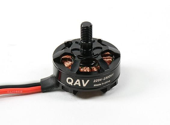 QAV RT2204-2300KV四赛车马达(CW)