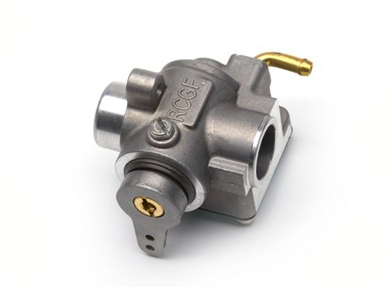 RCGF 10cc的汽油发动机化油器更换(M1008)