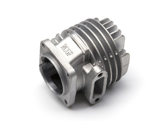 RCGF 10cc的汽油发动机气缸的更换(M1001)