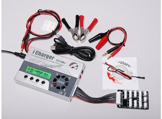 过长,iCharger 1010Bplus 300W 10S平衡/充电器