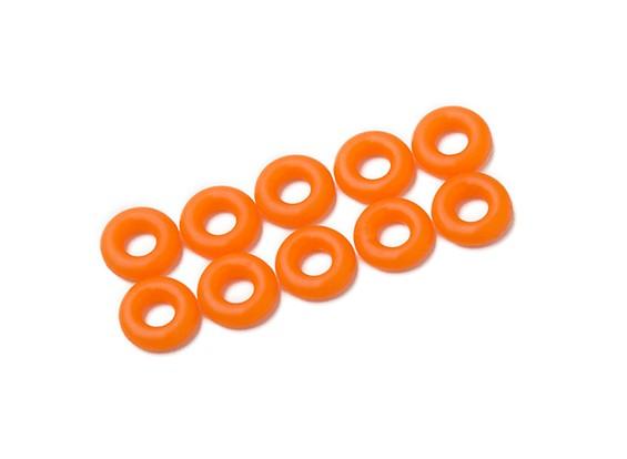 2 1 O型环套件(霓虹橙)-10pcs /袋