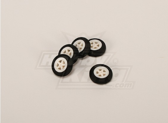 光发泡轮(直径:30,宽度:11毫米)(5片/袋)