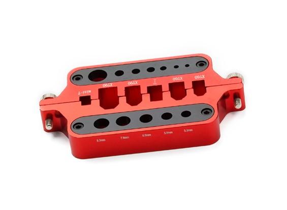 铝焊接安装钢筋混凝土连接器/钳