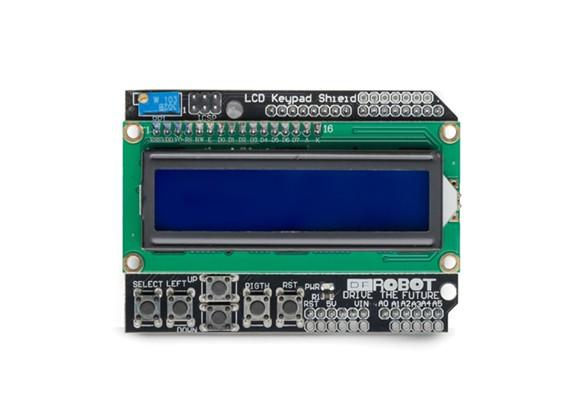 Kingduino LCD键盘盾