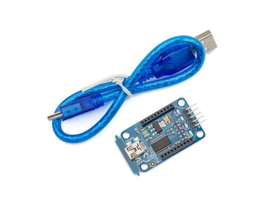 Kingduino的XBee迷你USB适配器
