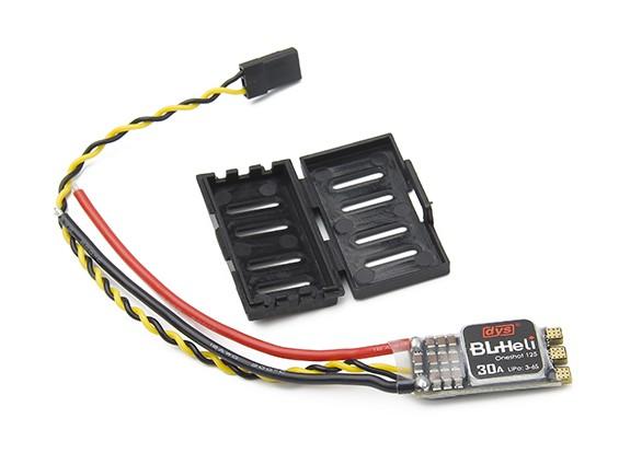 迷你30A ESC与Blheli固件版本焊
