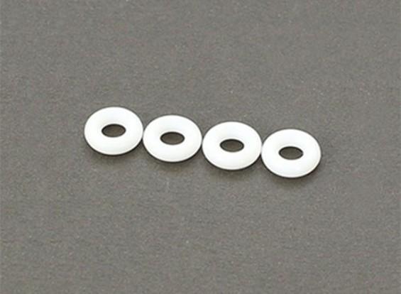O型环3×2(软)(4件)